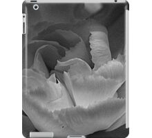Come Forth Gently - B&W iPad Case/Skin