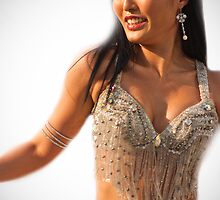 Belly Dancer by Mark Lee