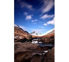 Through The Glen & Far Away Photographic Print