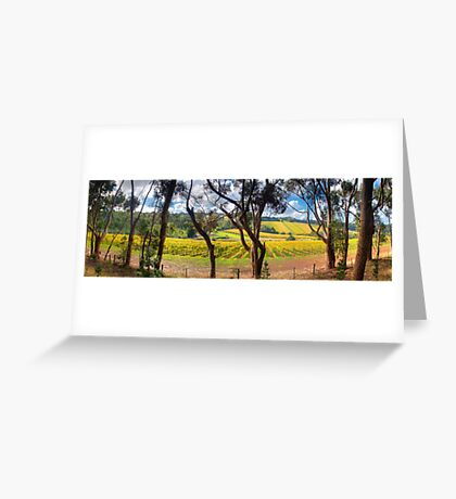 Tuck's Corner, Red Hill Greeting Card