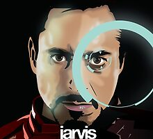 Jarvis Movie Poster by foureyedesign