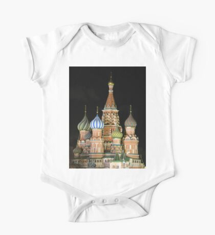 Saint Basil's Cathedral One Piece - Short Sleeve