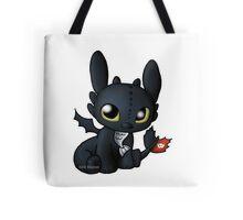 Chibi Toothless Tote Bag