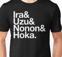 Elite Four 2.0 - Kill la Kill goes Helvetica Unisex T-Shirt