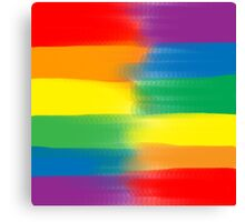 LOVE WINS INTEGRATED Canvas Print