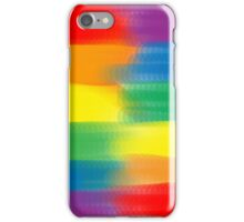 LOVE WINS INTEGRATED iPhone Case/Skin