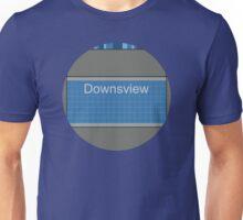 DOWNSVIEW Subway Station Unisex T-Shirt