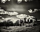 Ghosts of history on the landscape by clickinhistory