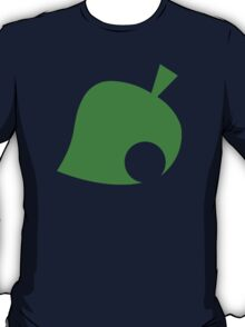 Animal Crossing Leaf T-Shirt
