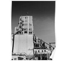 Alberta Grain Terminal Poster