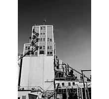 Alberta Grain Terminal Photographic Print