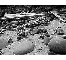 The Unforgiving Sea. Photographic Print