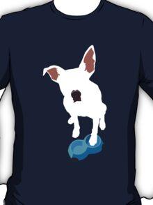 Puppy Desires Dinner T-Shirt