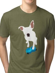 Puppy Desires Dinner Tri-blend T-Shirt