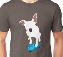 Puppy Desires Dinner Unisex T-Shirt