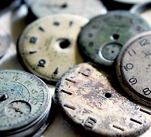 Clocks by nairafee
