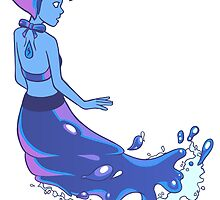 Water Witch by bellalysew