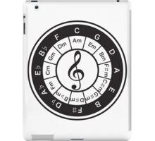 Circle_of_5th iPad Case/Skin