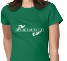 The Scrabble Club Womens Fitted T-Shirt