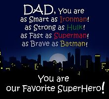 Super dad! by shorouqaw1