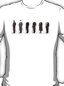 Christopher Plummer Paper Dolls T-Shirt