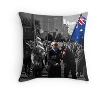 Pride of Australia Throw Pillow