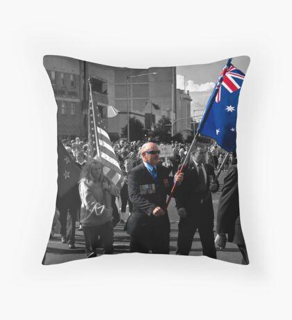 Pride of Australia Throw Pillow