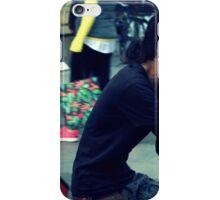 Crystal Ball Gazing iPhone Case/Skin