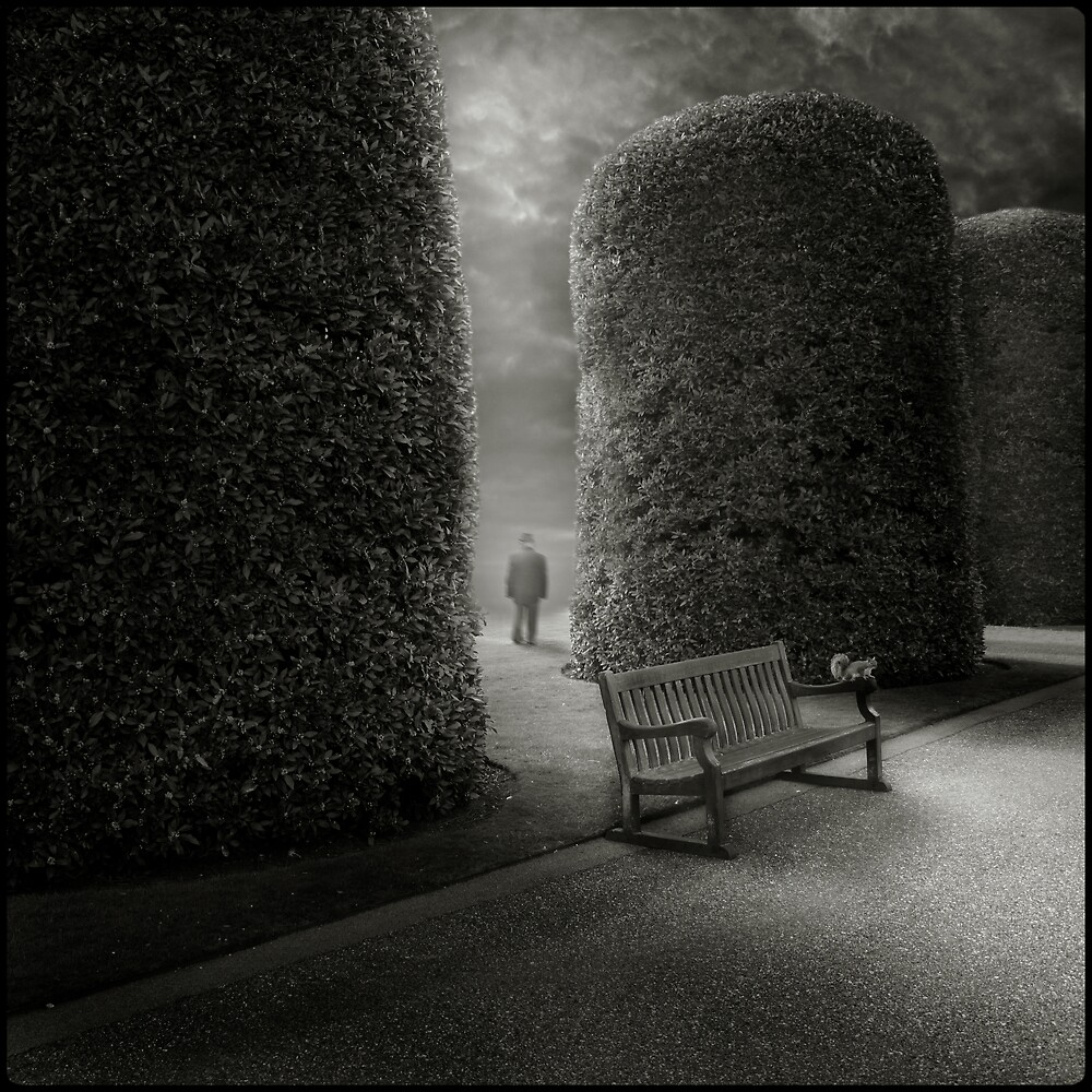 Bench I by Michal Giedrojc