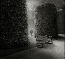 Bench I by Michal Giedrojc