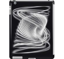 Twisted 1 White iPad Case/Skin