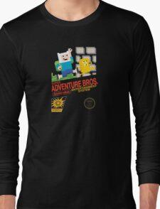 Super Adventure Bros! Long Sleeve T-Shirt