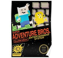 Super Adventure Bros! Poster