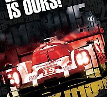 Le Mans Is Ours! by Rebellion765