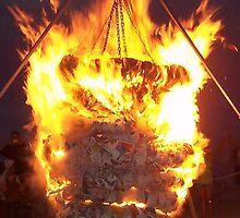 The Burning... Stretch Festival, Mandurah 2009 by Teacup