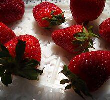 Strawberries. by Vitta