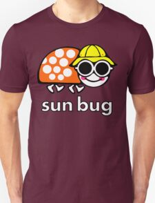 VW Sun Bug (white text) T-Shirt