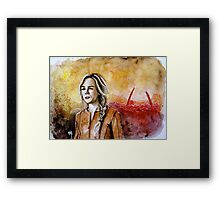 Our Darkest Hour Framed Print