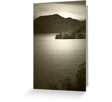 Strone Point Greeting Card