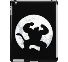 Night Monkey iPad Case/Skin