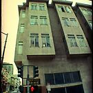 Hotel by Mark Moskvitch