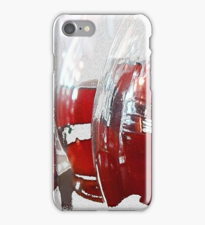 Decanters iPhone Case/Skin