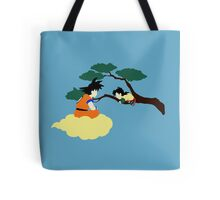 Father and Son (clean) Tote Bag