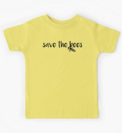 Save the Bees Kids Tee
