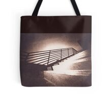 Through The Eye Of A Pinhole Tote Bag
