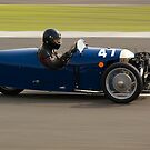 British Racing Sports Cars by Willie Jackson