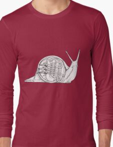 Franny's Snail Long Sleeve T-Shirt