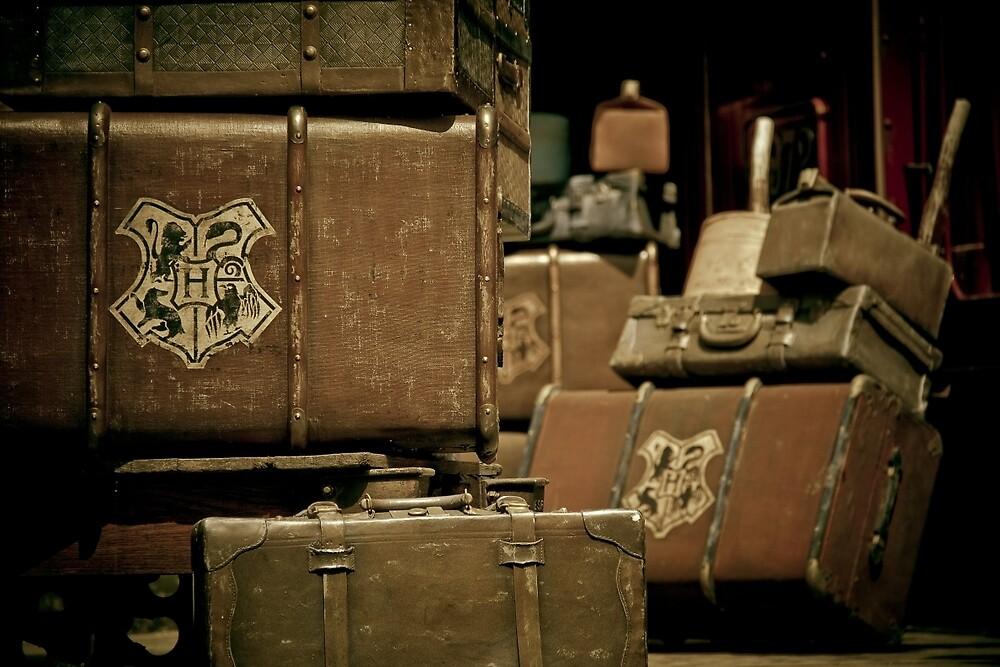 Return To Hogwarts by Scott Smith