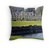 """ Historic Houses"" Throw Pillow"