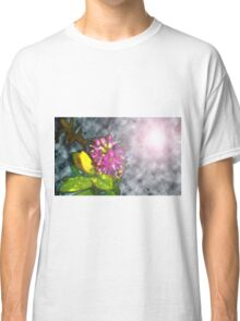 Purple Passion in Storm Clouds Classic T-Shirt